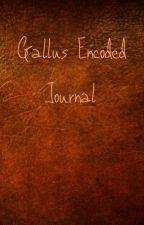 Skyrim: Elder Scrolls V---Gallu's Encoded Journal. by barnhartb19