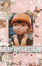 Boboiboy x reader {One-shots} by Queen_Of_swears