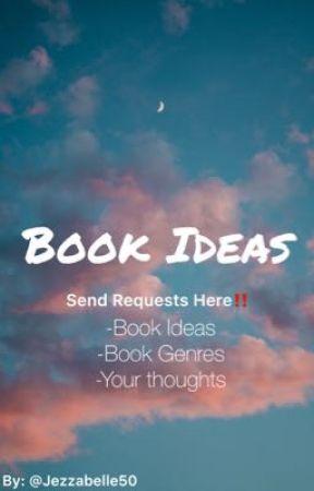 BOOK IDEAS by jezzabelle50