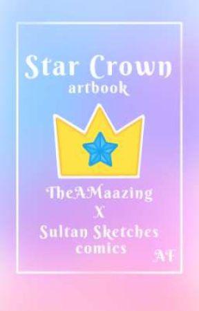 Star Crown artbook (MaazxSultan) by AKifLIVES