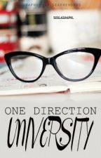 One Direction University by 5SOSLAGUNAPHIL