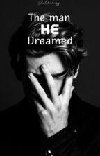 The man HE dreamed by Halakadaizz