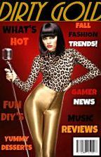Dirty Gold Magazine Issue #2 September 2014 by DirtyGoldMagazine