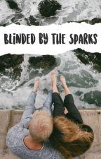 Blinded by the Sparks || scorlily by RomanceChem