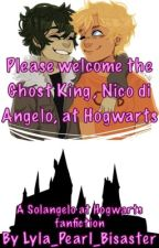 Please welcome the Ghost king,  Nico di Angelo, at Hogwarts by Lyla_Pearl_Bisaster