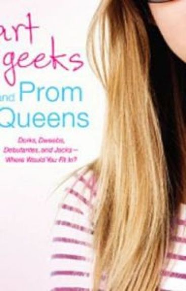art geeks and prom queens book report