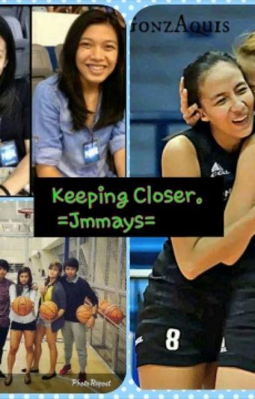 keeping closer (Gonzaquis,Bara,Fatunay,Alyden) a lesbian, bisexual story