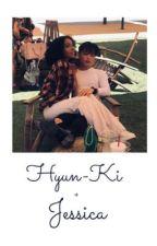 Hyun-Ki and Jessica by evizjanson