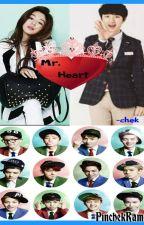 Mr. Heart by PinchekRamos