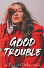 Good Trouble - JJ Maybank - Rafe Cameron - (An Outer Banks AU) by intoxicatedsirens