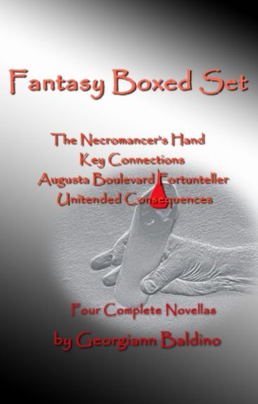 Fantasy Boxed Set, Excerpt Novella One of Four by Georgiann