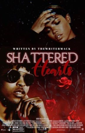 shattered hearts. august alsina by mackwroteit