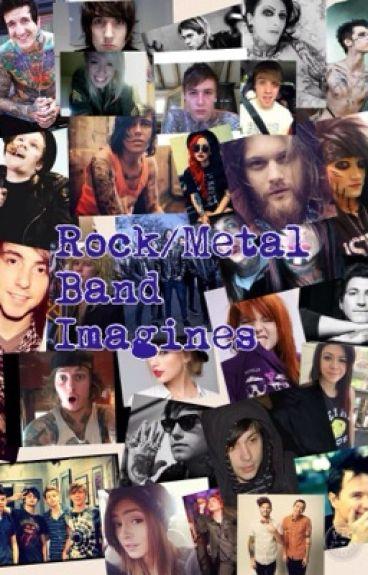 Rock/metal Band Imagines