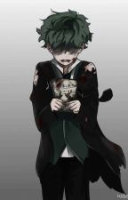 Izuku Midoriya ( Abandoned / Abused Au) by gayandtranspotato08