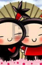 Pucca: Shy Love by Some_Random_Twerp