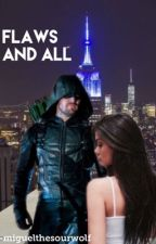 flaws and all | dc arrow by -miguelthesourwolf