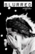 Blurred // harry styles by wigglehaz