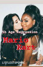 Mario Kart - 5h Age Regression by littlestsponge