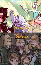 Gravity Gems ( Steven Universe & Gravity Falls ) by blackbeltbek
