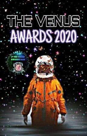 The Venus Awards 2020 EVALUANDO by Editorial_Infinity