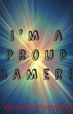 I'm a Proud BAMer! by imclarabellepadilla