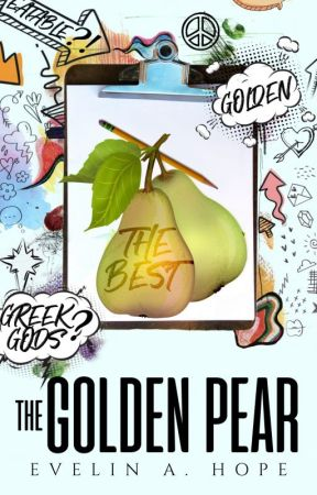 Golden Pear by Witto150