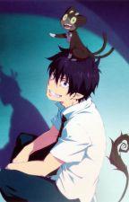 Rin Okumura x Reader lemon- A Night of Passion by TaliaTheStrange