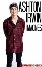 Ashton Irwin Imagines by hemmingskid13