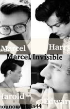 Marcel Invisible by nounoursTicia44