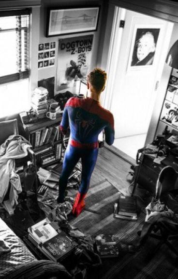The masked figure||Peter Parker X Reader