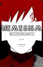 Nemesism (Gaara) by MissDisenchanted