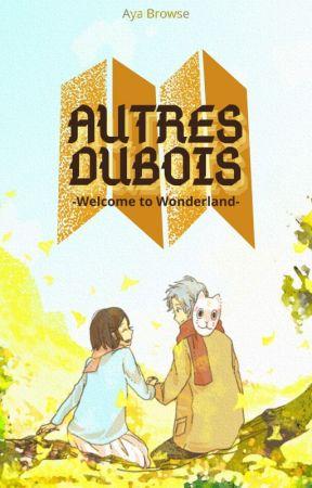 Autres Dubois   cravity au. by doppelleben-