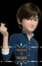 Merlin x Reader (red shoes and the 7 dwarfs). by Dreamland_Fanfiction