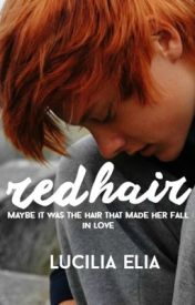 red hair by words-