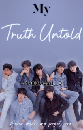 My Truth Untold by 1-800-Agust__D