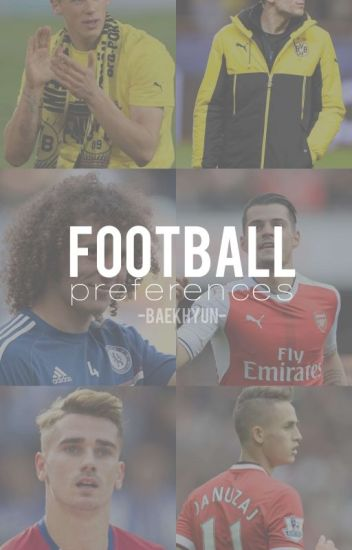 • football preferences •