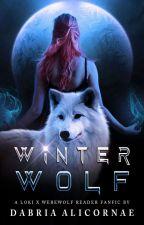 Winter Wolf by AngelOfDeath2020
