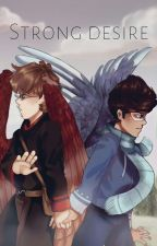 """Strong Desire""- Birb Trio AU(Story Comic) by Taaffeitee"