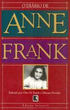 O Diário de Anne Frank by LauraGarrig