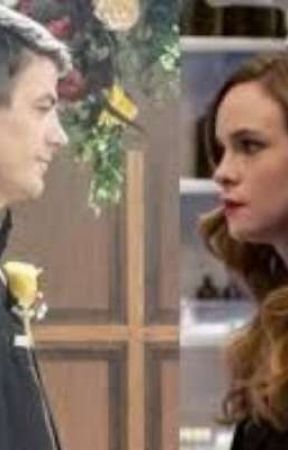 barry Allen and caitlin snow (a snowbarry story) by tommydragonYT