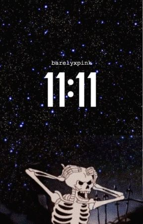 11:11 by barelyxpink