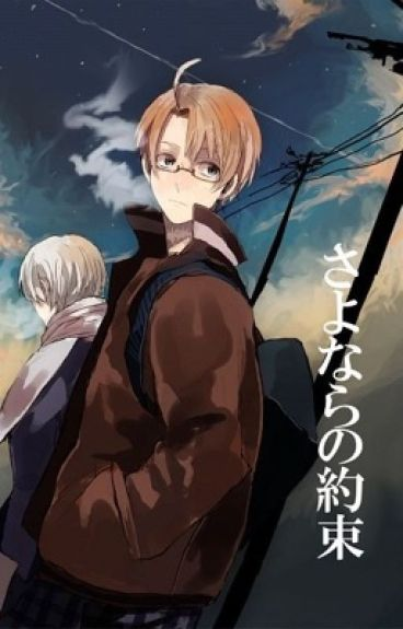 Say I Love You (Hetalia RusAme)