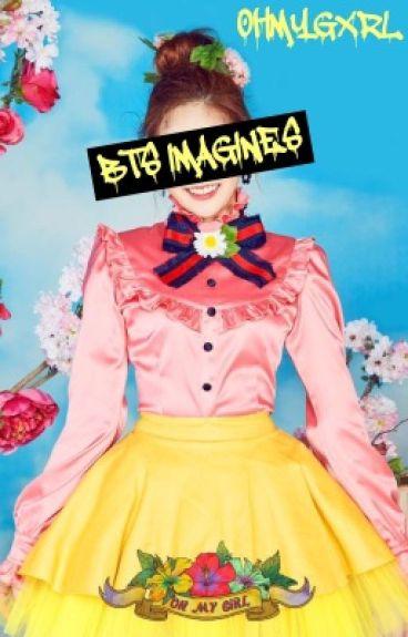 BTS Imagines {Requests Closed}