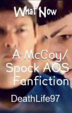 What Now - A McCoy/Spock Fanfiction by DeathLife97