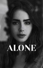 ALONE | THE WALKING DEAD [1] by _chubbystoner_