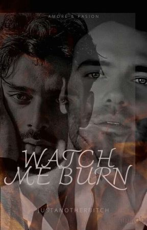 Watch Me Burn by Sol_Emerson