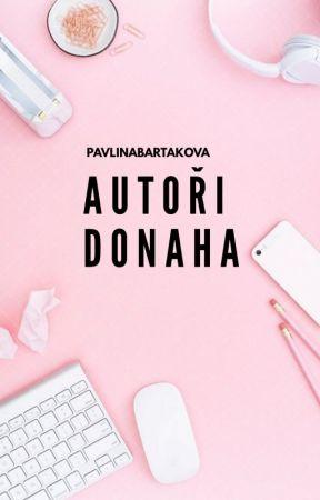 Autoři donaha by PavlinaBartakova
