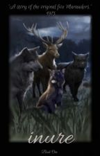 inure // (marauders of hogwarts- Sirius Black, Remus Lupin, & James Potter) by 394ro7