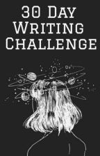 30 Day Writing Challenge Diary by just_cait_here