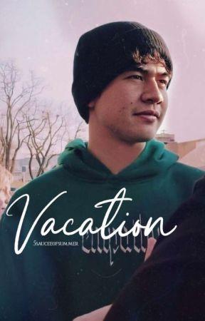 Vacation × Calum Hood  by 5sauceeofsummer